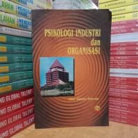 BUKU ORI - PSIKOLOGI INDUSTRI DAN ORGANISASI - UNIVERSITAS INDONESIA