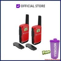 Motorola Walkie-talkie T42 Talkabout Go Live Motorolla Walkie Talkie