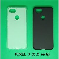 Softcase GOOGLE PIXEL 3 ( 5.5 inch ) - Casing Soft Jelly TPU Case