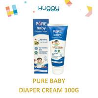 Pure Baby BB Diaper Cream 100g Krim Ruam Popok Bayi