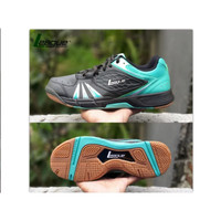 Sepatu Badminton - Sepatu Bulutangkis - Eagle Duramax Original Size 37