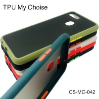 OPPO F9 / A5S / A12 / F9 Pro / A7 Case My Choise Softcase Slim Macaron