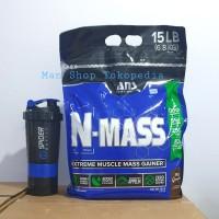 ANS NMASS N-MASS GAINER 15 Lbs Lb 15Lbs 15Lb Weight Gainer N MASS