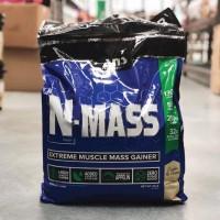 ANS N-MASS N Mass Nmass Weight Gainer 15 lbs lb 15lbs 15lb BPOM Ori