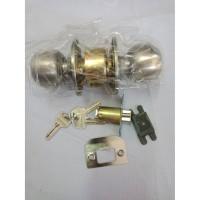 Kunci Pintu Gagang Bulat Handle Kamar Mandi Belmondo 1 Set