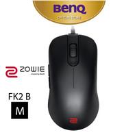 BenQ ZOWIE FK1B , FK2B, FK1+B 3360 Sensor Black Esports Mouse Gaming - M