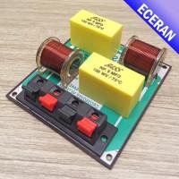 BASS BA 209 2WAY Sound Crossover Network Audio Sistem