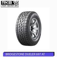 Bridgestone Dueler AT D697 265/70 R17 Ban Mobil Pajero Sport / Dakar