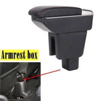 ARMREST STORE BOX USB HONDA BRV BRIO MOBILIO