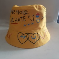 BUCKET HAT ANAK KOREA