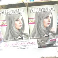 MIRANDA Hair Color MC 16 Ash Blonde / Abu abu 3D