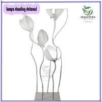 Lampu standing dekorasi / lampion/ backdrop/ dekorasi pesta pernikahan