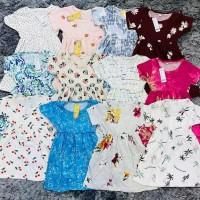 DRESS BAYI CALLYSTA Usia Anak 0-2 tahun Baju dress baby girl Daster