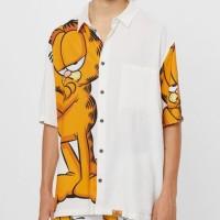 Garfield X Bershka Shirt