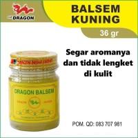 Balsem Kuning Cap Dragon 36gr