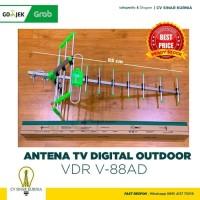 Antena TV DIGITAL OUTDOOR antena LUAR LED LCD HD SINYAL KUAT