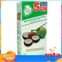 Sun Kara Santan 1 liter