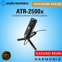 AUDIO-TECHNICA ATR2500X ATR2500 CARDIOID CONDENSER USB MICROPHONE