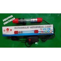 Promo Lampu Aquarium Yamano UV 7 W 7 Watt