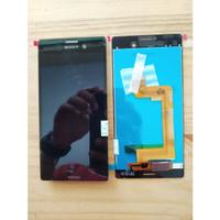 LCD Touchscreen Sony Xperia M4 - M4 Aqua - E2303 Layar Sentuh - Putih