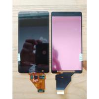 LCD Touchscreen Sony Xperia ZR C5502 C5503 M36H M36i - Hitam