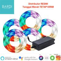 Bardi Smart Stylish Room Bundle - 5 LED strip & 1 Adaptor 4A