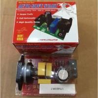 Auto Start (Soft Start) Penghemat Energi Awal (Starting Energy Saver)