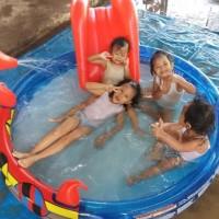 Kolam Renang Air Anak Perosotan Ular Viking Pool 53033 Gestashop8