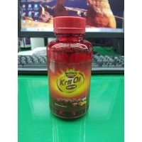 NATURE'S BOSS KRILL OIL 500mg isi 100 SOFTGEL