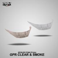 SPOILER GPR SMOKE dan CLEAR