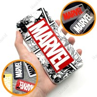 HUAWEI Honor 3c Lite Marvel DC Hero Hard Soft Case Casing Cover