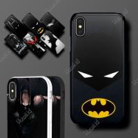 ASUS Zenfone Max Pro M1 DC Batman Superhero Hard Soft Case Casing