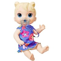 Baby Alive Sounds Interactive Doll Boneka Bayi Suara Mainan Anak