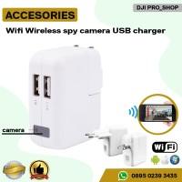 Wifi Wireless spy camera USB charger - cctv adapter