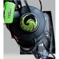 Headset Gaming MSI Original With Box/ MSI Gaming Headset Original
