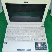Casing body fullset atas bawah plus keyboard laptop Asus Eee PC 1025C