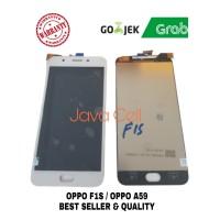 LCD + Touch Screen Fullset Oppo F1S / A59 Original