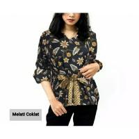 baju batik wanita/blouse wanita/remaja/atasan wanita/baju kantor/kerja