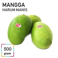BUAH MANGGA HARUM MANIS [500g]