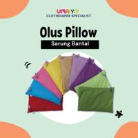 Sarung - Olus Pillow (Bantal Kesehatan Bayi - Bantal Anti Peyang)