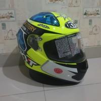 Helm KYT Thunderflash Suzuki not kr1 nfr nx race agv k1 k3sv arai rx7
