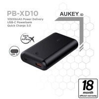 Aukey PB XD10 10050mAh PD USB C Power Bank With Quick Charge 3 0