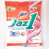 Sabun Deterjen Attack Jazz 1 Semerbak Cinta 850 gr