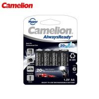 SINTE Baterai Charge CAMELION 2000 mAh 4PC FREE BOX Batre Flash Camera