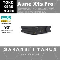 AUNE X1s Pro PCM768K 32Bit/768K DSD512 DAC HIFI Headphone AMP