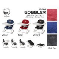 BabyElle BE906 Foldable & Easy Carry Booster Seat Gobbler / Kursi Bayi