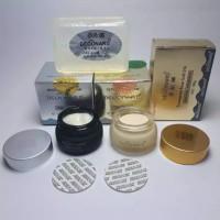 PAKET CREAM DEONARD GOLD/SILVER SIANG/MALAM +SABUN WHITENING ORYGINAL