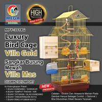 Kandang / Sangkar Burung Mewah Villa Mas MPY-3018G