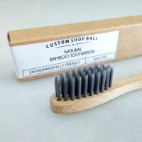 TOOTH BRUSH- NATURAL BAMBOO - Republic of Soap