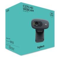 Logitech WebCam C270 HD - 100% original
